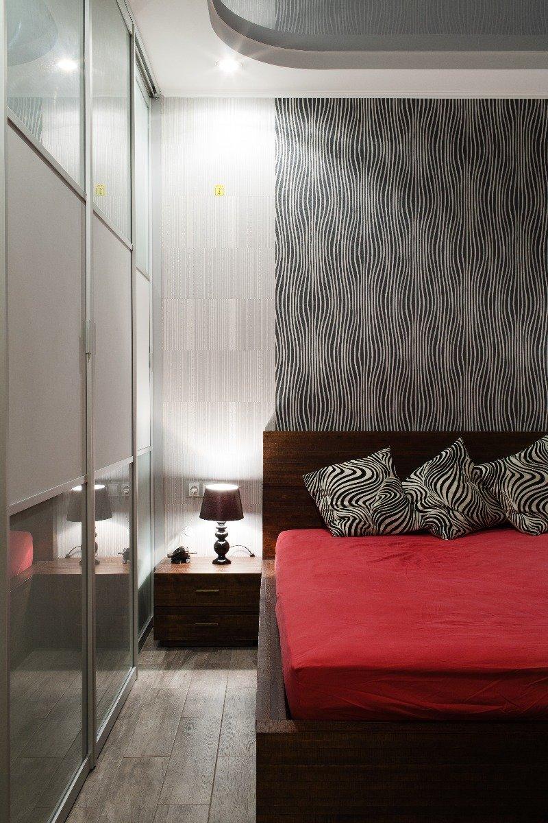 Фотография: Спальня в стиле Современный, Декор интерьера, Малогабаритная квартира, Квартира, Декор дома, Переделка, Ар-деко – фото на INMYROOM