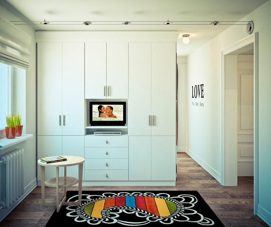Фотография: Гостиная в стиле Скандинавский, Эклектика, Квартира, Дома и квартиры, IKEA, Проект недели – фото на INMYROOM