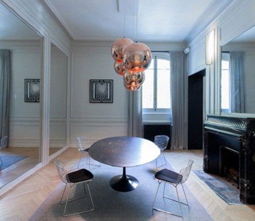 Фотография: Кухня и столовая в стиле Современный, Квартира, Дома и квартиры, Париж – фото на INMYROOM
