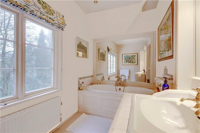 Фотография: Ванная в стиле , Дом, Дома и квартиры – фото на INMYROOM