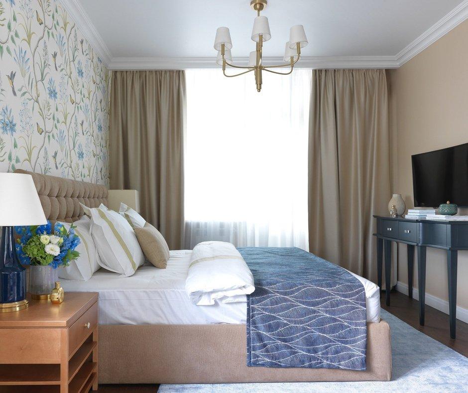 Фотография: Спальня в стиле Прованс и Кантри, Советы, цветовая палитра интерьера, цветовая гамма для спальни, цветовые схемы для интерьера – фото на INMYROOM