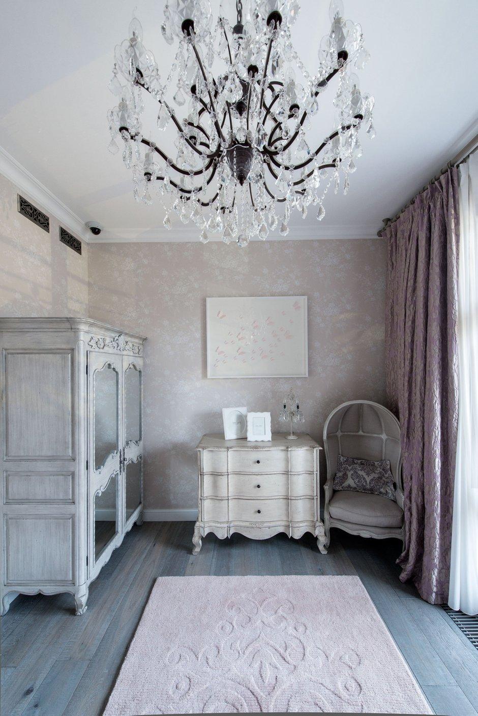 Фотография: Спальня в стиле Классический, Современный, Квартира, Проект недели – фото на INMYROOM