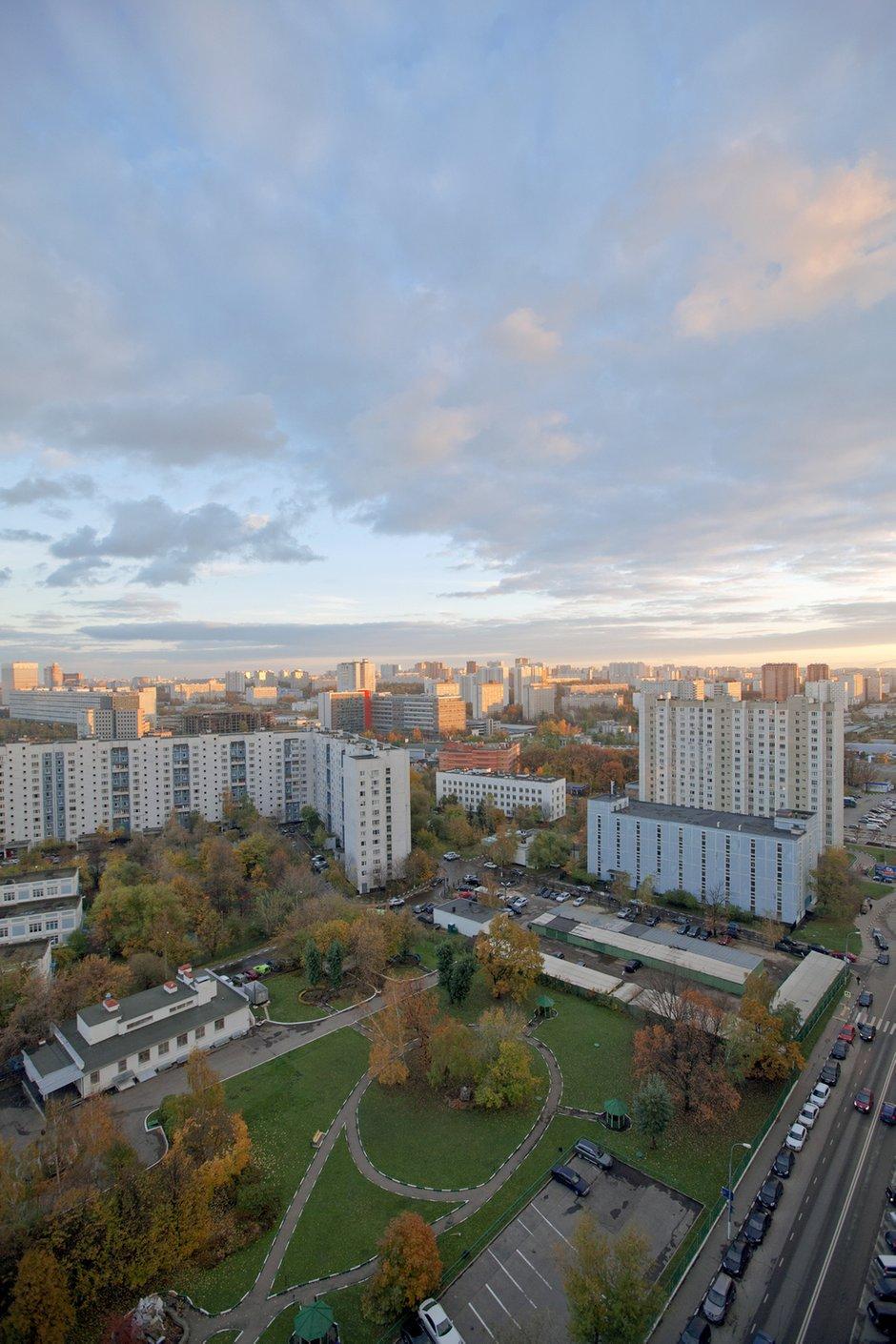 Фотография: Архитектура в стиле , Балкон, Интерьер комнат – фото на InMyRoom.ru