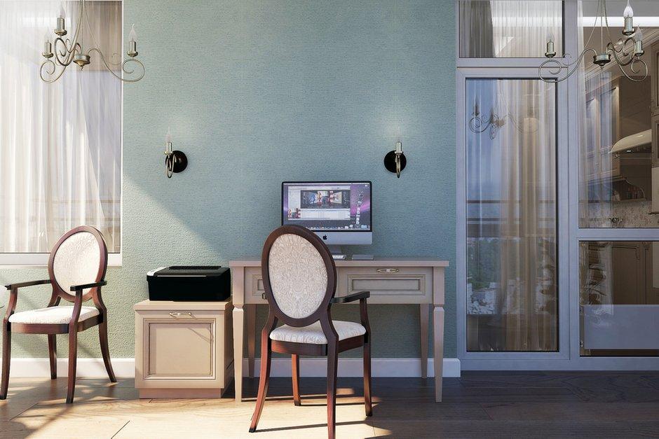 Фотография: Мебель и свет в стиле Прованс и Кантри, Квартира, Дома и квартиры, Проект недели – фото на INMYROOM