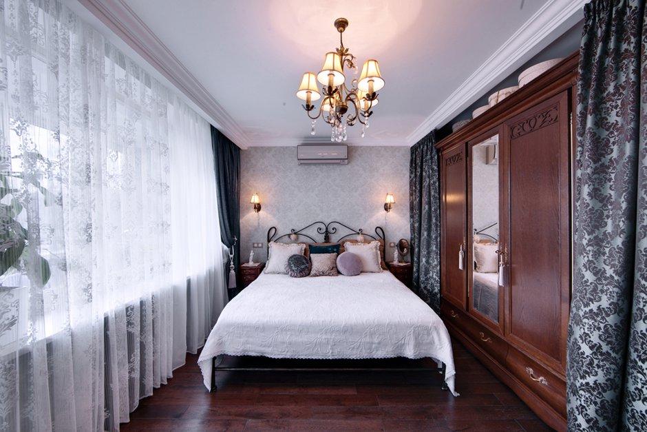 Фотография: Спальня в стиле Классический, Квартира, Дома и квартиры, IKEA, Проект недели – фото на INMYROOM