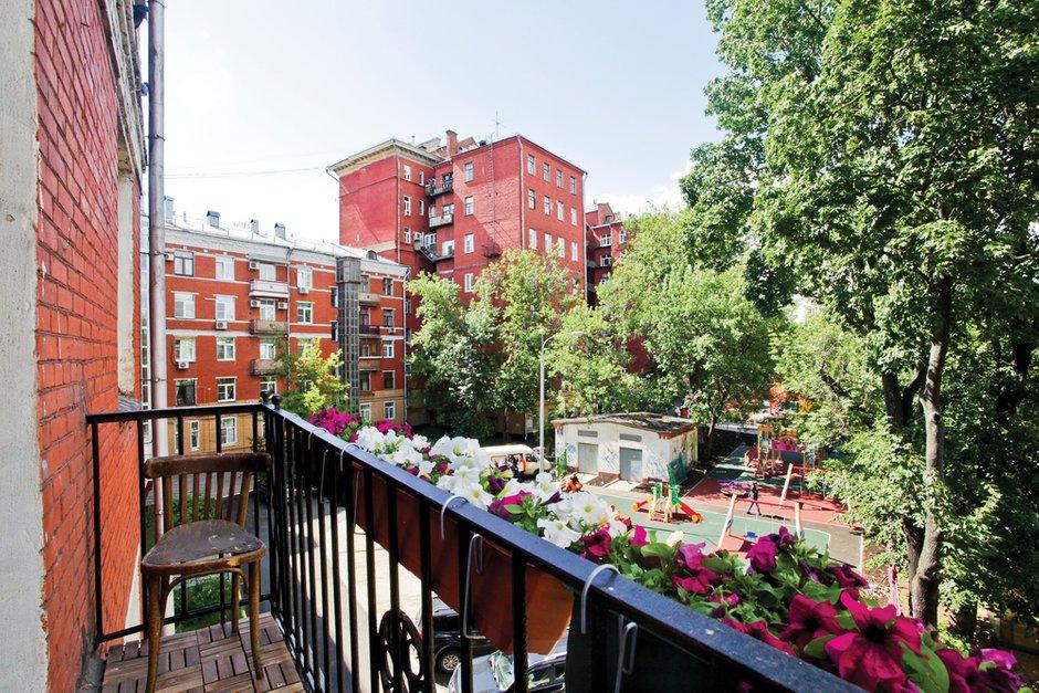 Фотография: Балкон, Терраса в стиле Скандинавский, Квартира, Дома и квартиры, IKEA – фото на INMYROOM