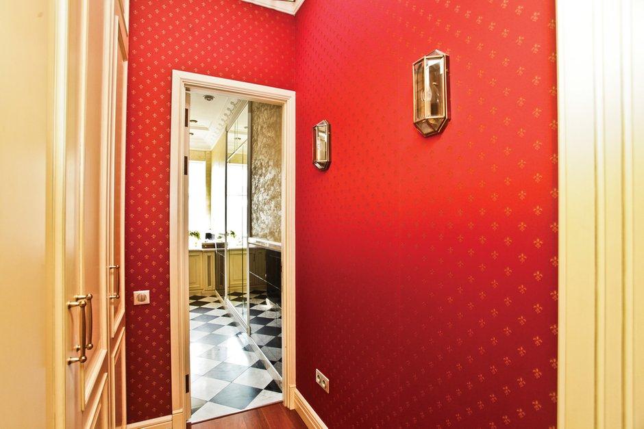 Фотография: Прихожая в стиле , Классический, Квартира, Дома и квартиры, Проект недели – фото на INMYROOM