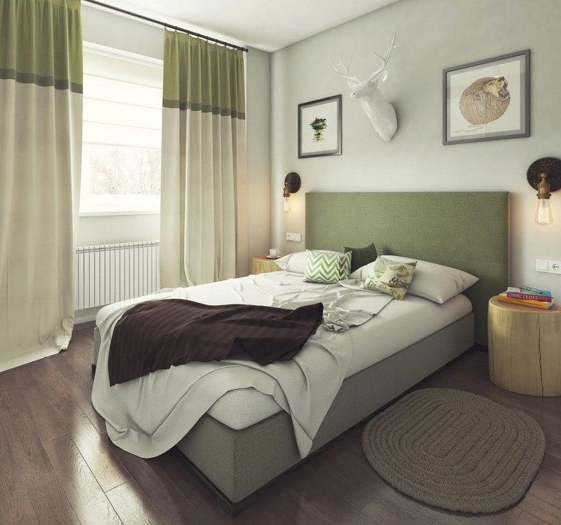 Фотография:  в стиле , Спальня, Карта покупок – фото на INMYROOM