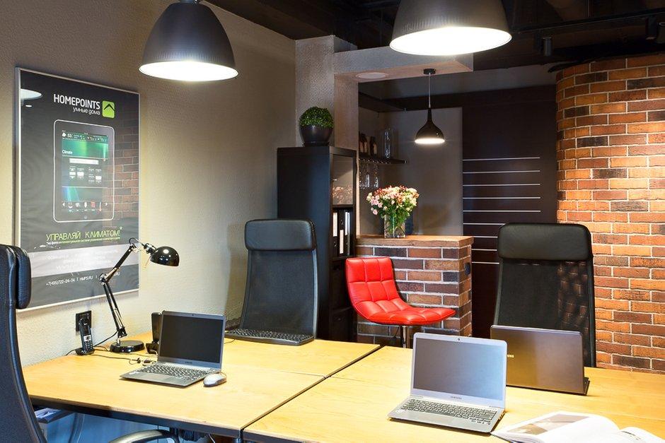 Фотография: Офис в стиле Лофт, Декор интерьера, Офисное пространство, Дома и квартиры, Городские места, Проект недели – фото на INMYROOM
