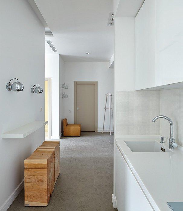 Фотография: Прихожая в стиле Лофт, Современный, Квартира, BoConcept, Дома и квартиры, Проект недели – фото на INMYROOM