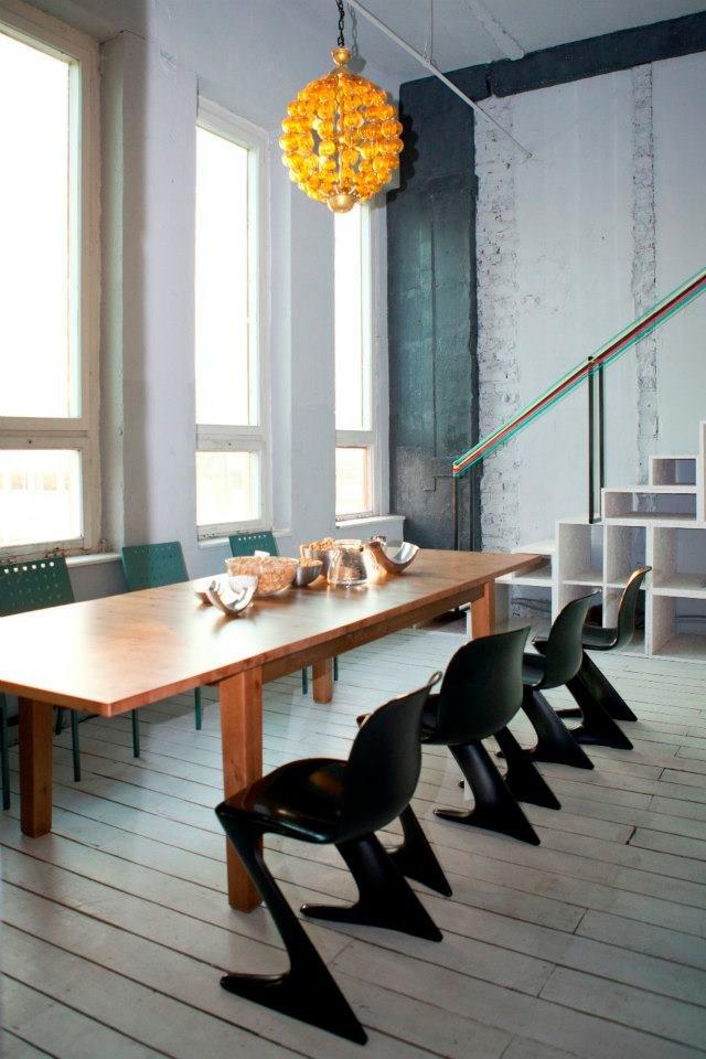 Фотография: Офис в стиле Лофт, Эклектика, Декор интерьера, Офисное пространство, Дома и квартиры, Городские места, Проект недели, Ольга Евдокимова – фото на INMYROOM