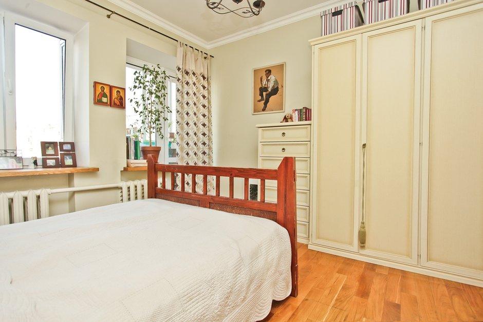 Фотография: Спальня в стиле Прованс и Кантри, Квартира, Дома и квартиры, Перепланировка – фото на INMYROOM