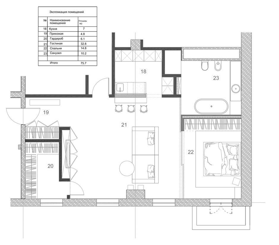 Фотография: Прочее в стиле , Лофт, Квартира, Дома и квартиры, Минимализм – фото на INMYROOM