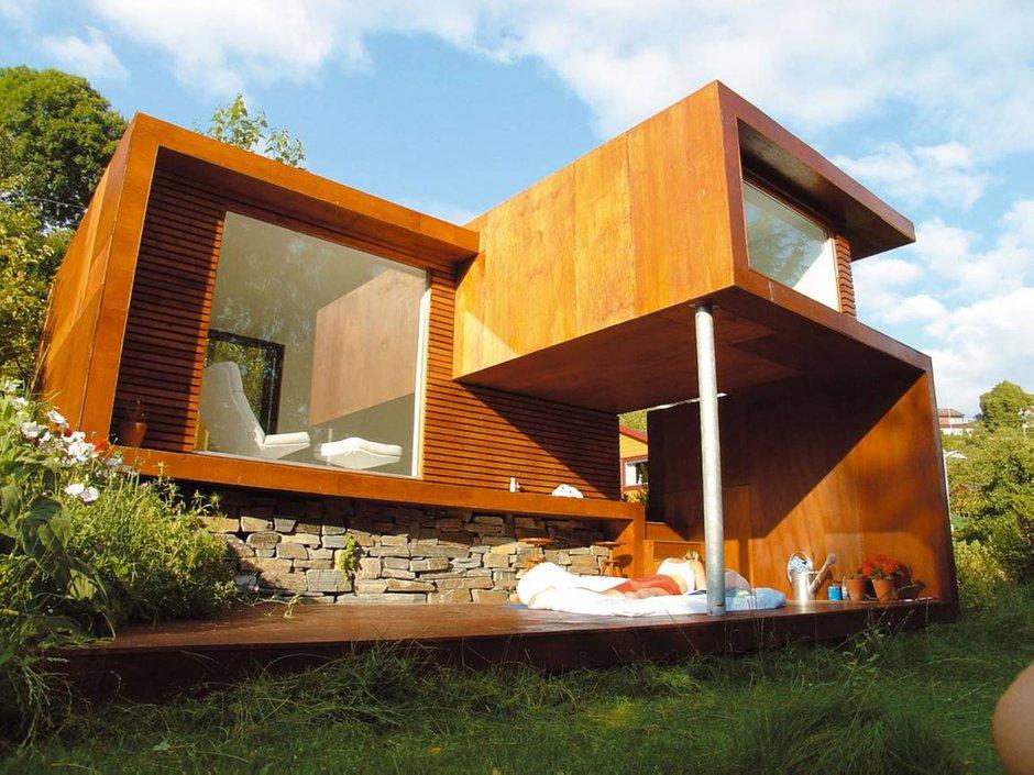 Фотография: Архитектура в стиле Современный, Декор интерьера, Дом, Дома и квартиры, Дача – фото на INMYROOM