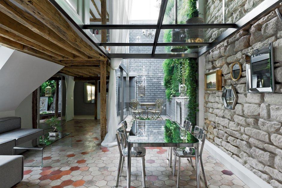 Фотография: Кухня и столовая в стиле , Дом, Дома и квартиры, Проект недели – фото на INMYROOM