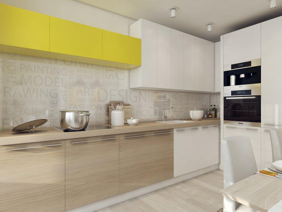 Фотография: Кухня и столовая в стиле Современный, Эко, Квартира, Дома и квартиры, IKEA, Проект недели – фото на INMYROOM
