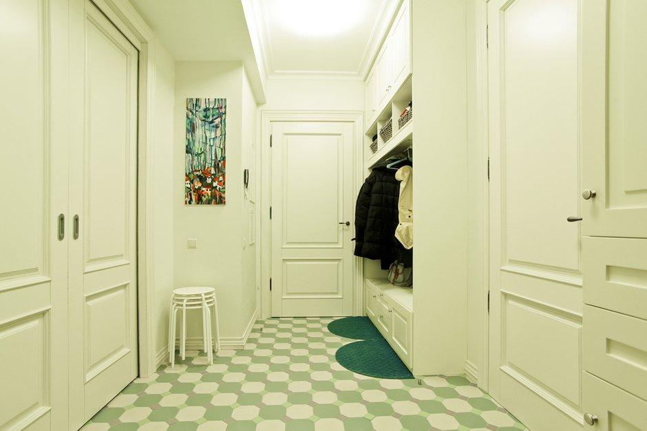 Фотография: Прихожая в стиле Лофт, Скандинавский, Современный, Квартира, Проект недели – фото на INMYROOM