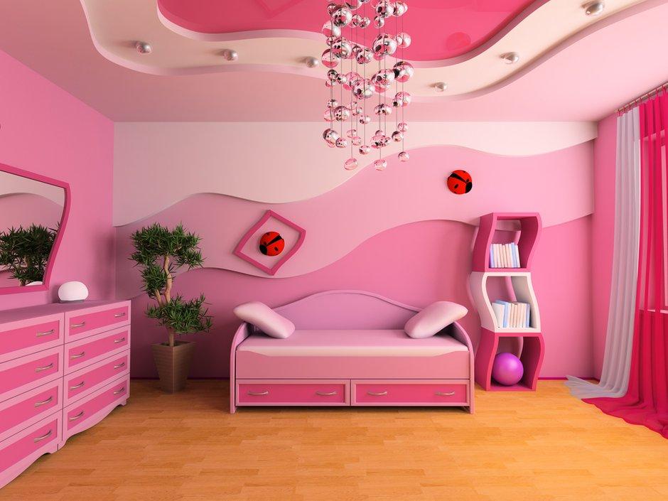 Фотография: Детская в стиле Современный, Хай-тек, Интерьер комнат – фото на INMYROOM