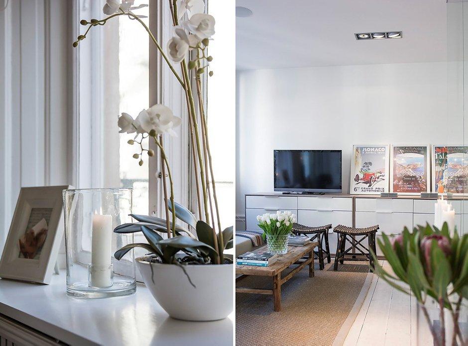 Фотография: Прочее в стиле , Спальня, Малогабаритная квартира, Квартира, Дома и квартиры – фото на INMYROOM