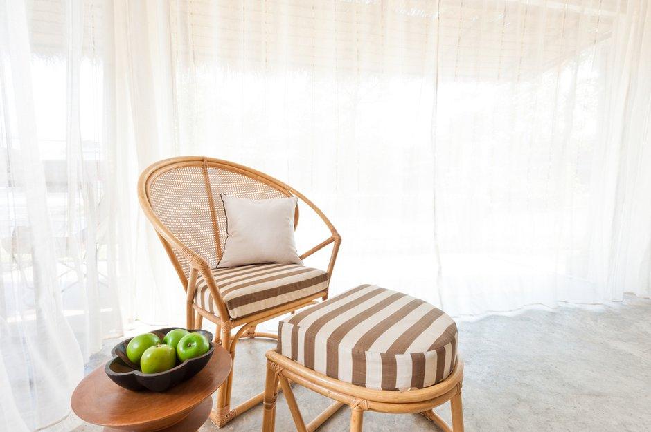 Фотография: Мебель и свет в стиле Прованс и Кантри, Современный, Декор интерьера, Кресло – фото на INMYROOM