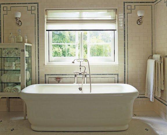 Фотография: Ванная в стиле , Дом, Дома и квартиры, Интерьеры звезд, Калифорния – фото на InMyRoom.ru