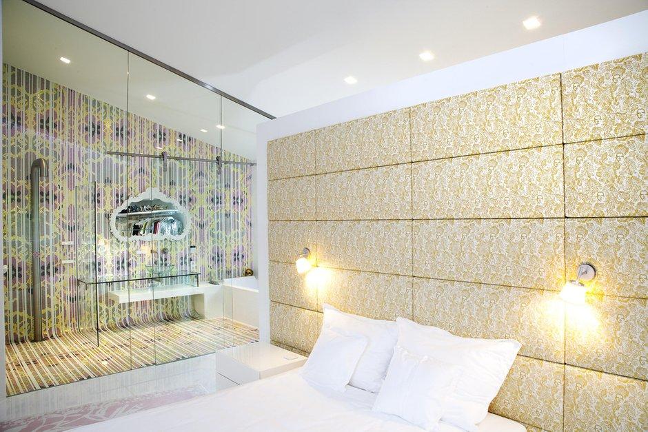 Фотография: Спальня в стиле Классический, Современный, Эклектика, Декор интерьера, Дом, Дома и квартиры – фото на INMYROOM