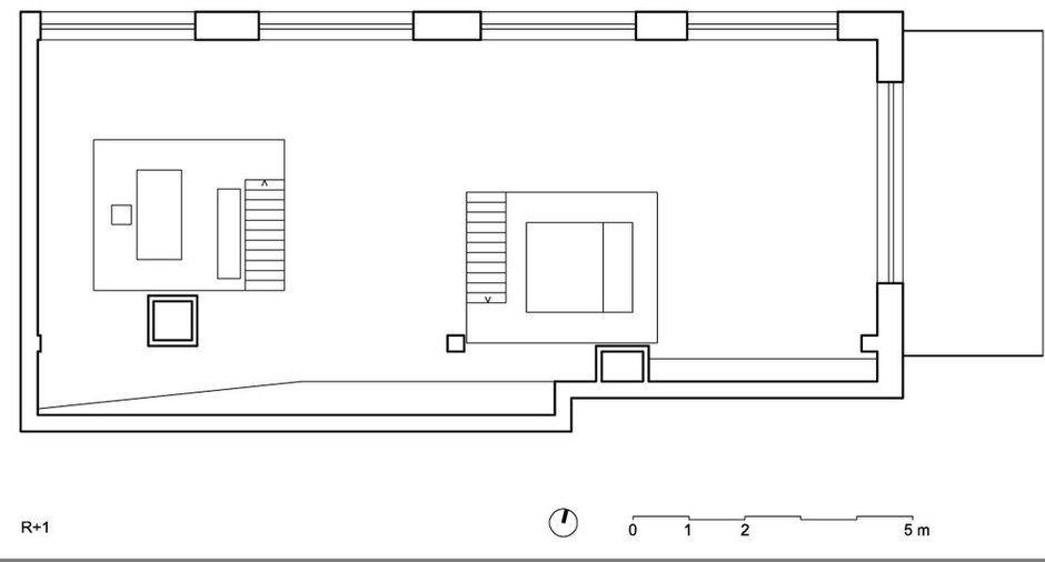 Фотография: Планировки в стиле , Квартира, Цвет в интерьере, Дома и квартиры, Белый, Проект недели – фото на INMYROOM