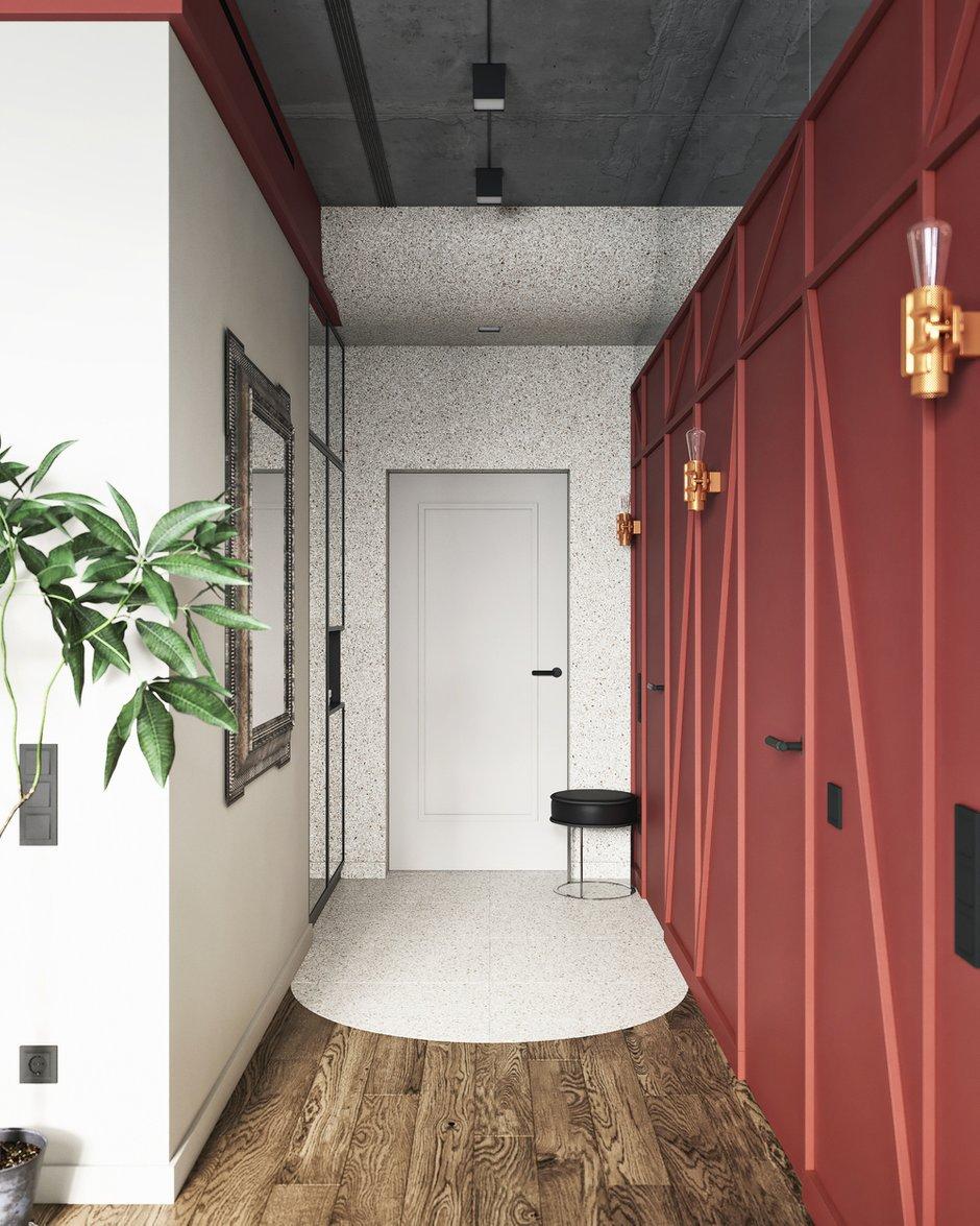 Фотография: Прихожая в стиле Эклектика, Квартира, Проект недели, Москва, ToTaste Studio, 3 комнаты, 60-90 метров – фото на INMYROOM
