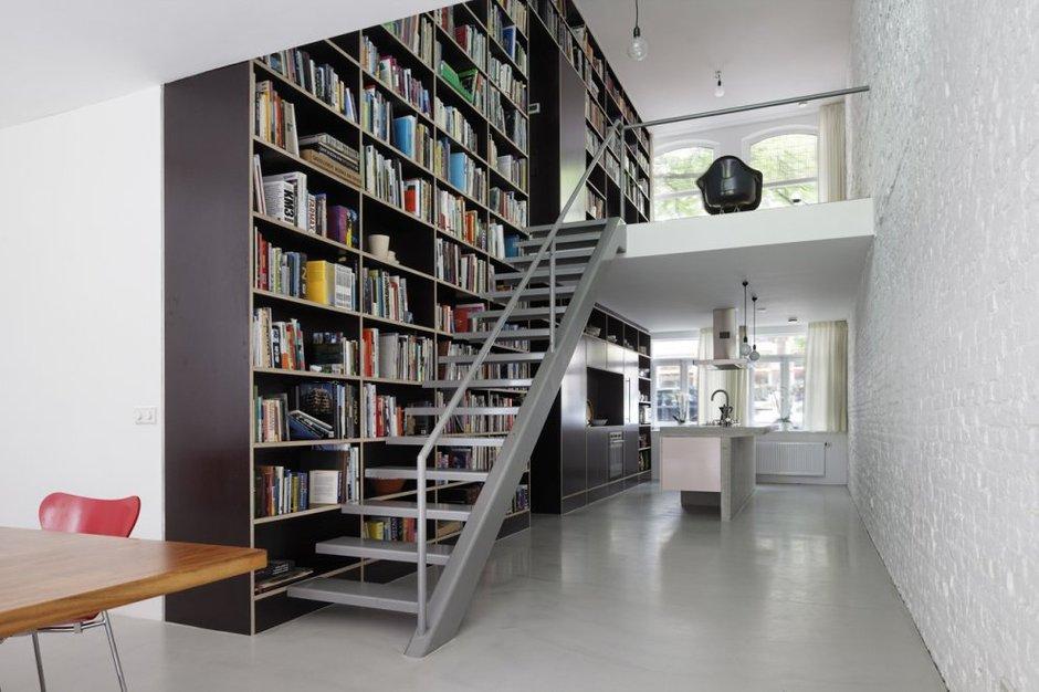 Фотография:  в стиле Современный, Лофт, Квартира, Дома и квартиры – фото на INMYROOM