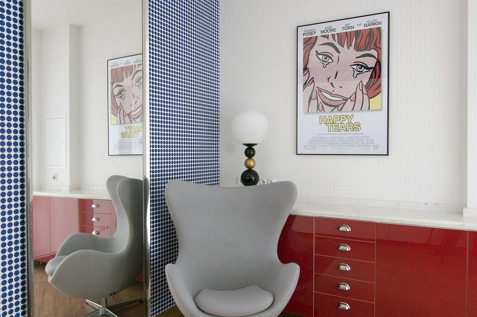 Фотография: Декор в стиле Современный, Лофт, Малогабаритная квартира, Квартира, Дома и квартиры, Проект недели – фото на INMYROOM