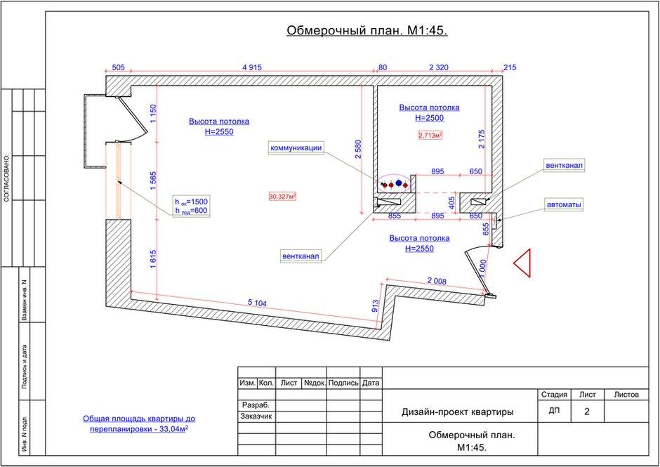Фотография: Планировки в стиле , Современный, Квартира, Проект недели, 1 комната, до 40 метров, Монолитно-кирпичный, Давид Сергеев, Ricco Interno – фото на INMYROOM