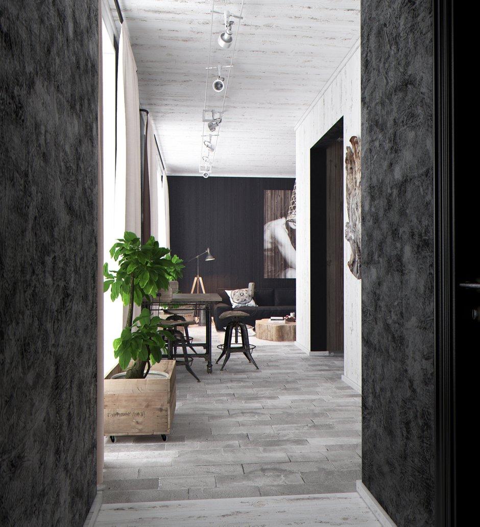 Фотография:  в стиле Современный, Квартира, Дома и квартиры, Перепланировка, Переделка – фото на INMYROOM