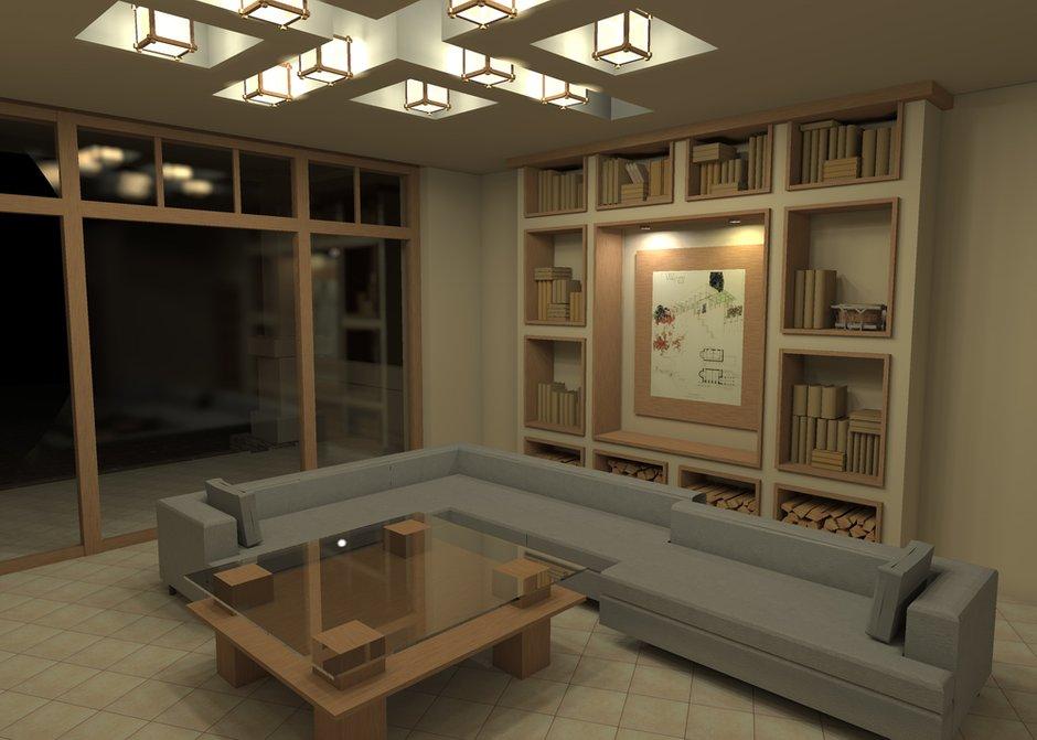 Фотография: Гостиная в стиле Современный, Эклектика, Декор интерьера, Декор дома, МАРХИ – фото на INMYROOM