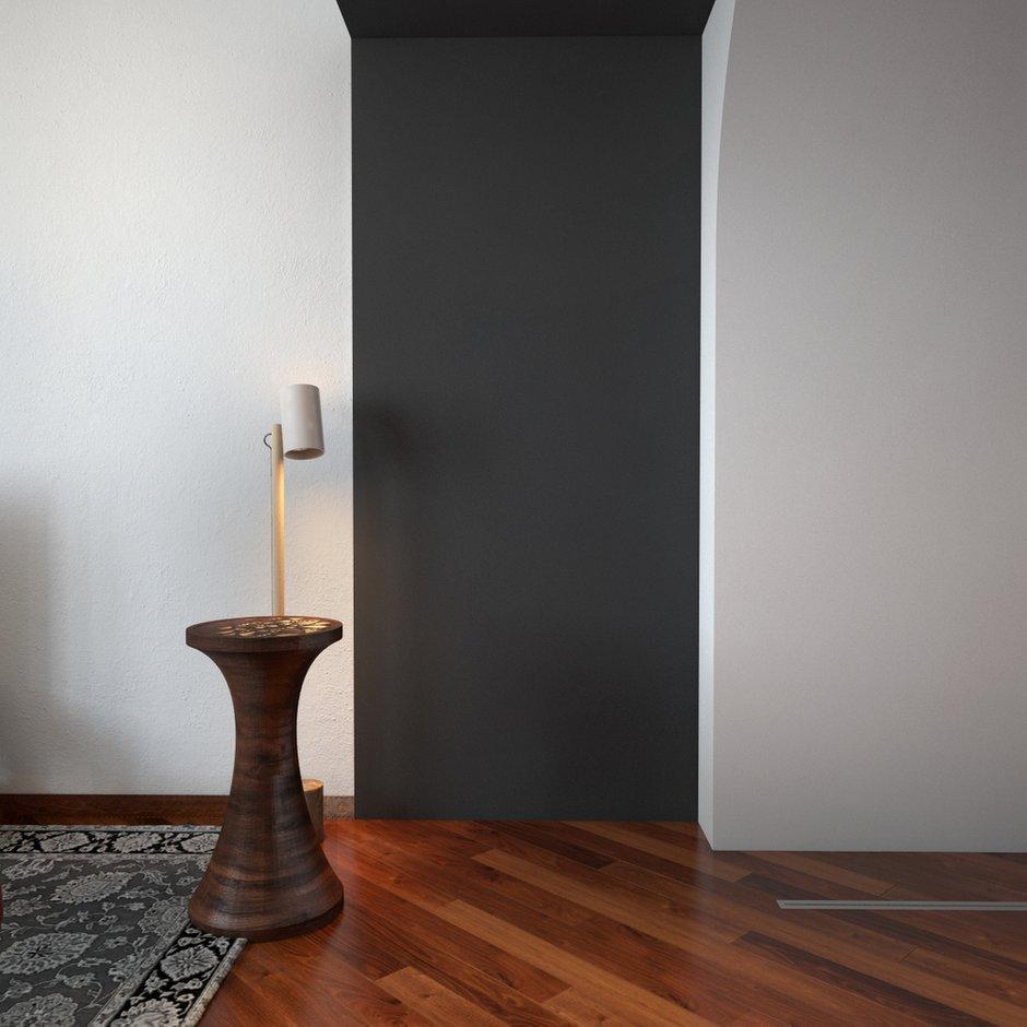 Фотография: Мебель и свет в стиле Современный, Эклектика, Квартира, Дома и квартиры, Проект недели – фото на INMYROOM