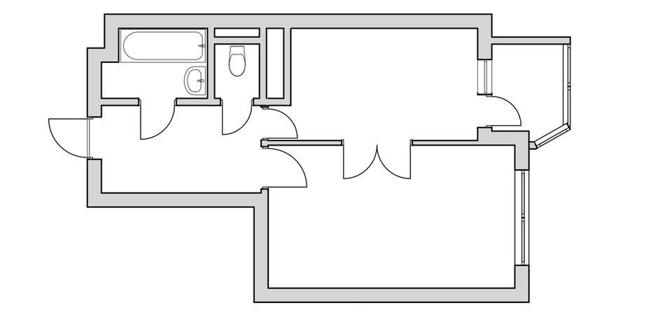 Фотография: Прочее в стиле , Квартира, BoConcept, Дома и квартиры, IKEA, Москва, Dulux – фото на INMYROOM