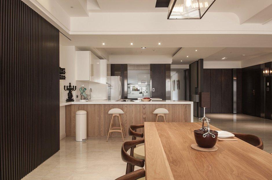 Фотография: Кухня и столовая в стиле Скандинавский, Дом, Дома и квартиры, Проект недели – фото на INMYROOM