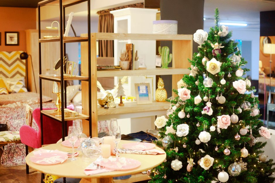 Фотография:  в стиле , Декор интерьера, Ашан, наряжаем елку – фото на INMYROOM