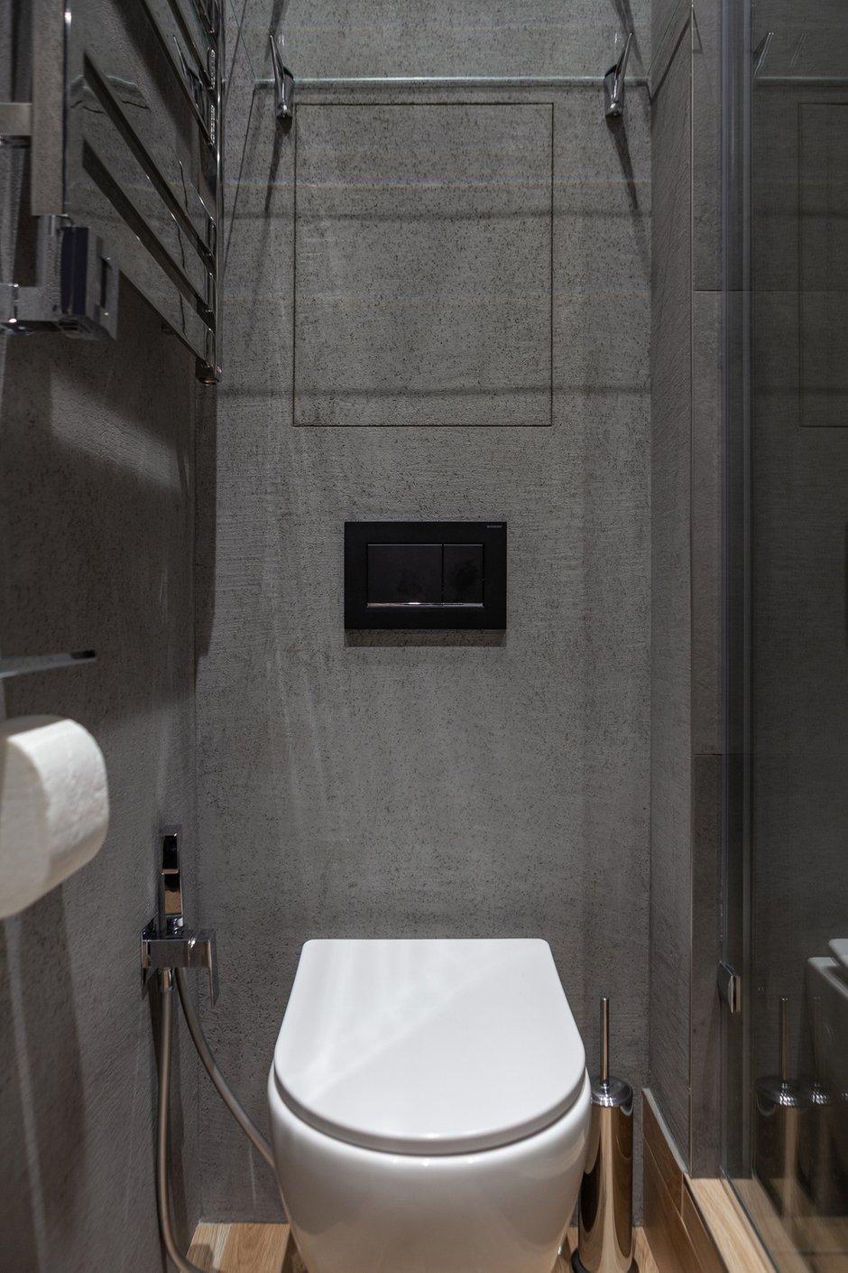 Фотография: Ванная в стиле Современный, Квартира, Проект недели, Москва, 3 комнаты, Более 90 метров – фото на INMYROOM