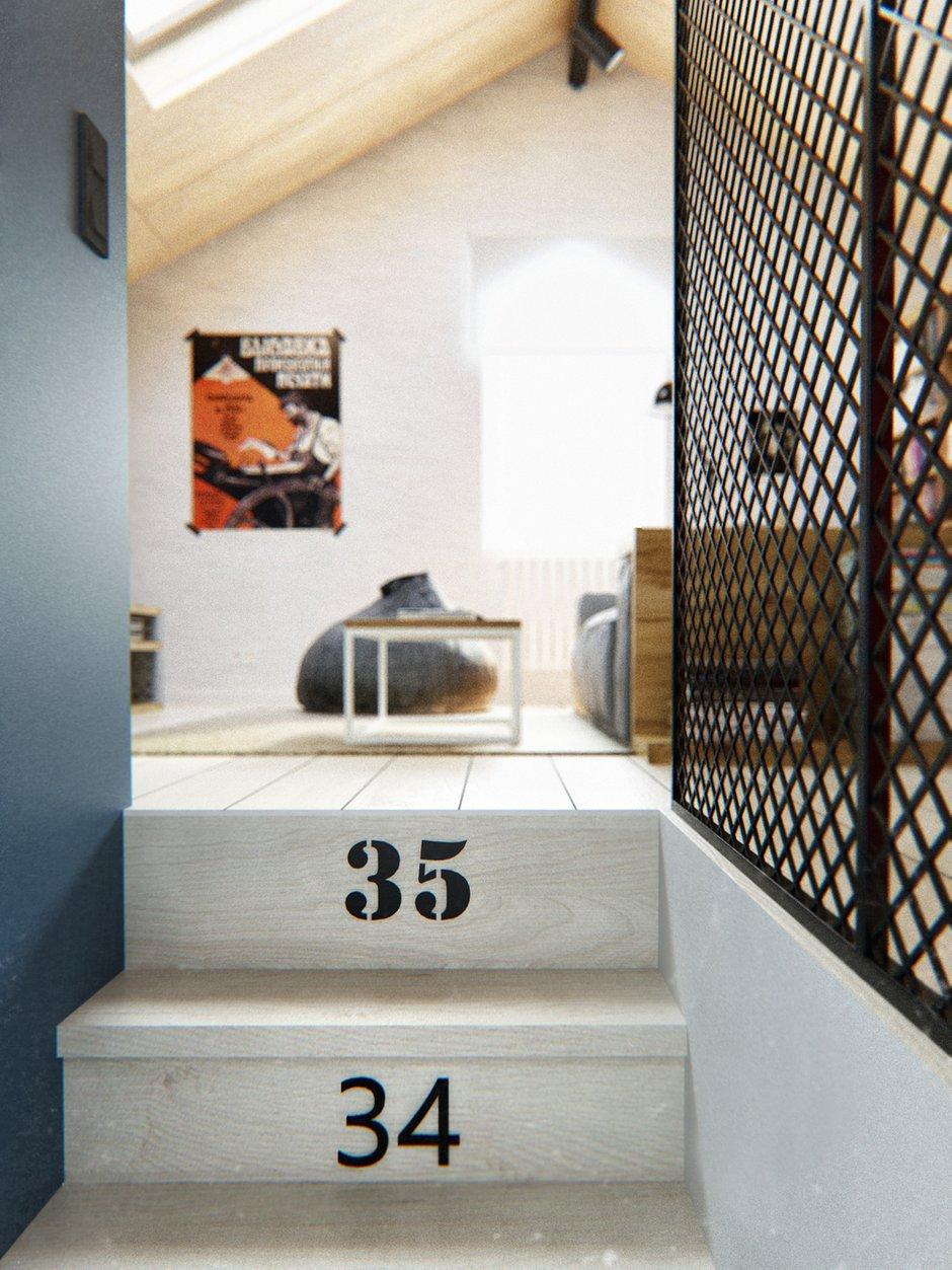 Фотография: Гостиная в стиле Лофт, Дом, Дома и квартиры, IKEA, Проект недели – фото на INMYROOM