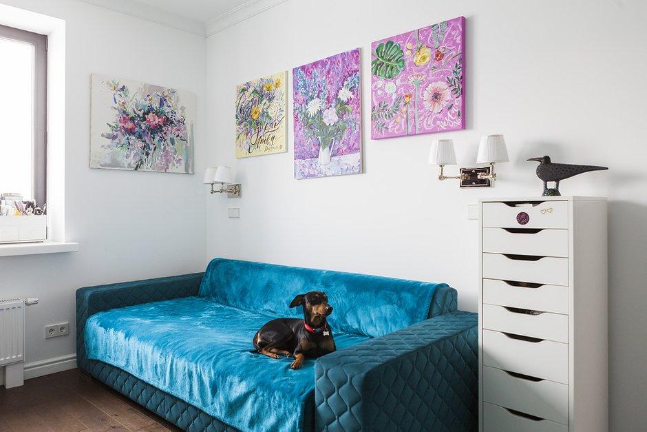 Дизайн: хозяева квартиры Тата Тимофеева и ее муж Александр