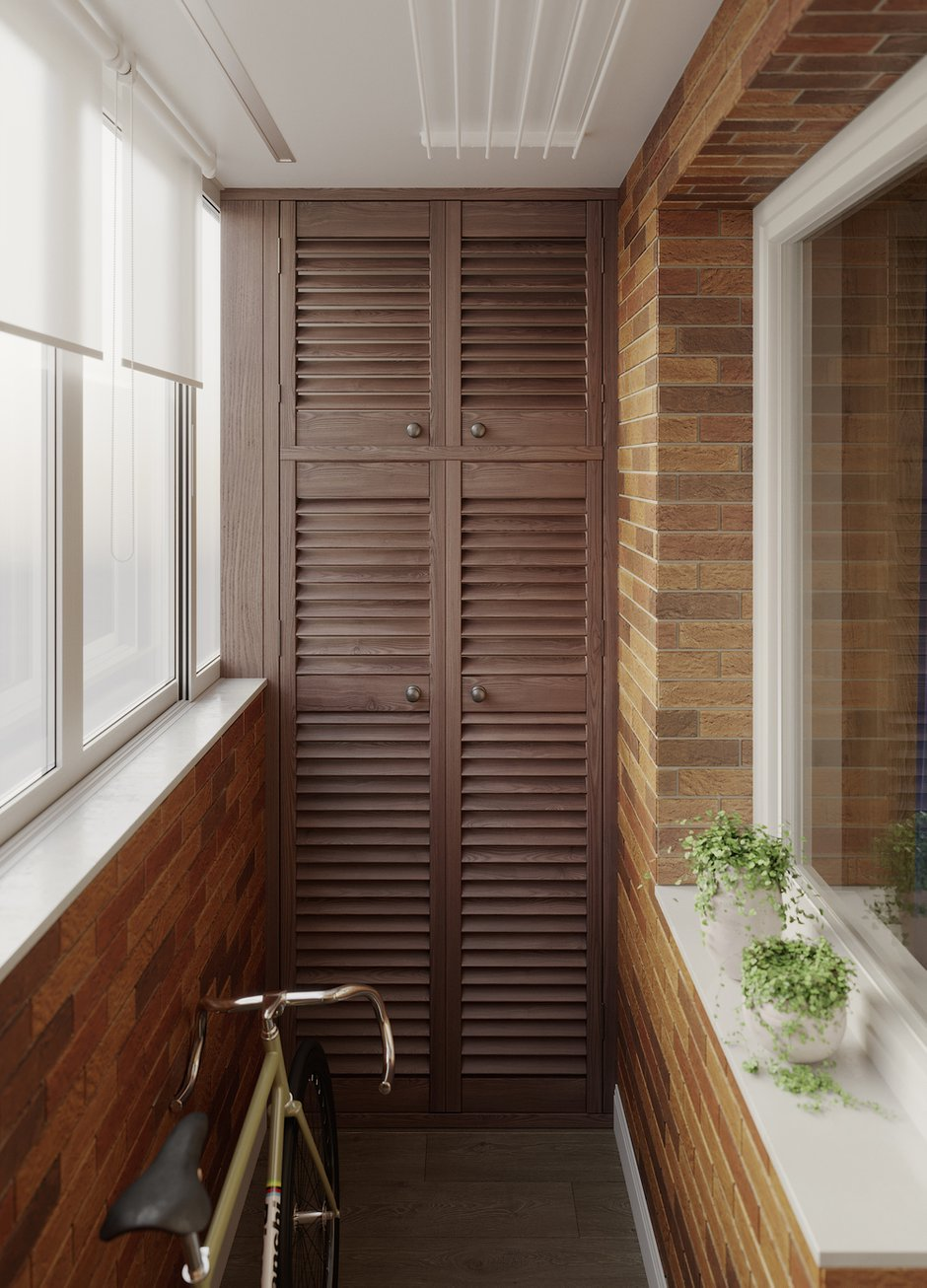 Фотография: Балкон в стиле Современный, Проект недели, ПРЕМИЯ INMYROOM – фото на INMYROOM