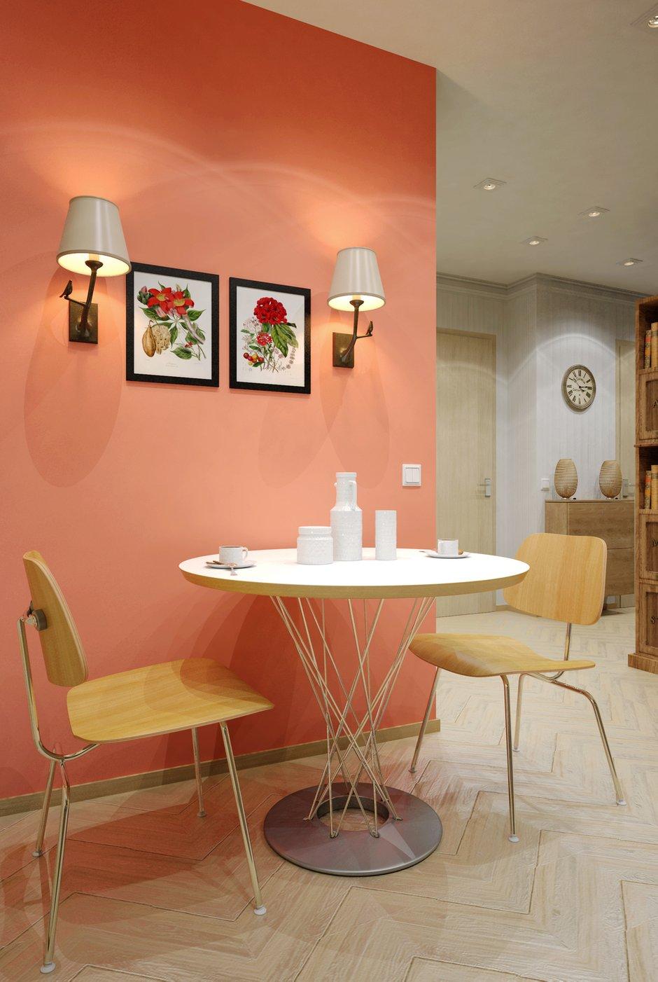Фотография: Кухня и столовая в стиле Современный, Малогабаритная квартира, Квартира, Дома и квартиры, Перепланировка – фото на INMYROOM