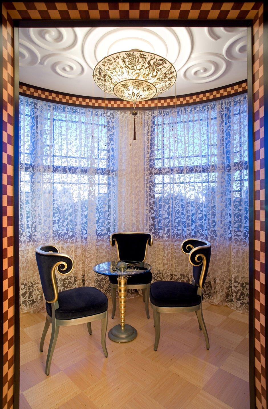 Фотография: Кухня и столовая в стиле Современный, Эклектика, Дом, Дома и квартиры, Ар-деко – фото на INMYROOM
