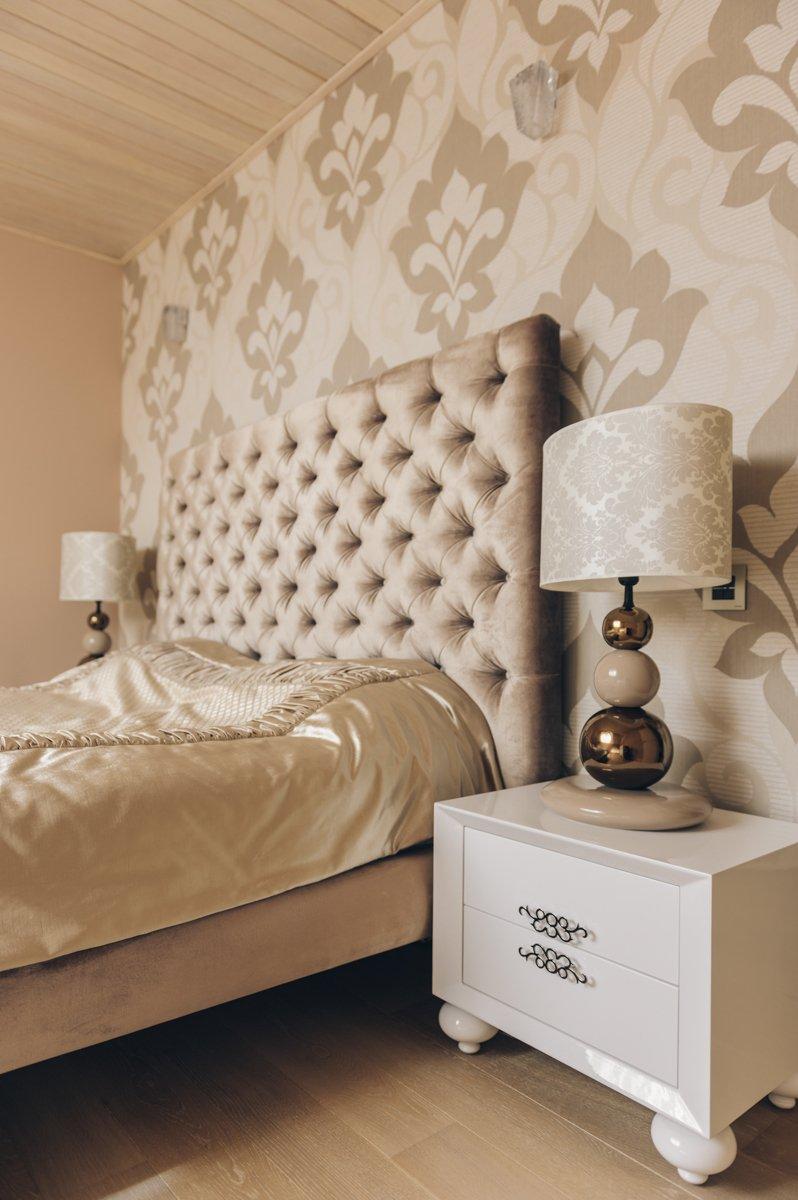 Фотография: Спальня в стиле Классический, Дом, Дома и квартиры, Проект недели – фото на INMYROOM