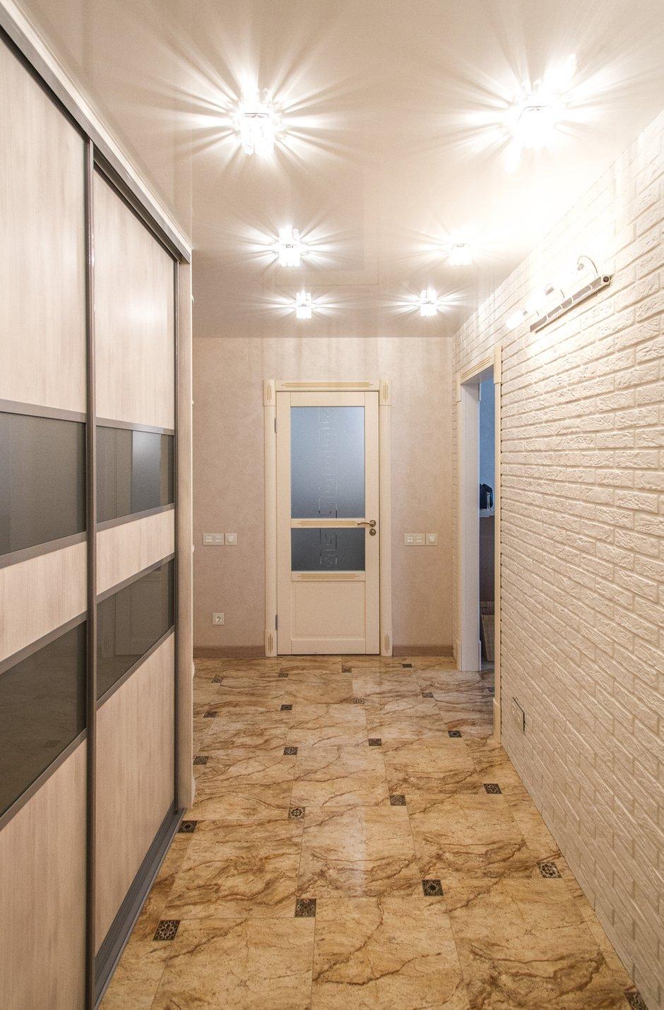 Фотография: Прихожая в стиле Современный, Классический, Квартира, Проект недели – фото на INMYROOM