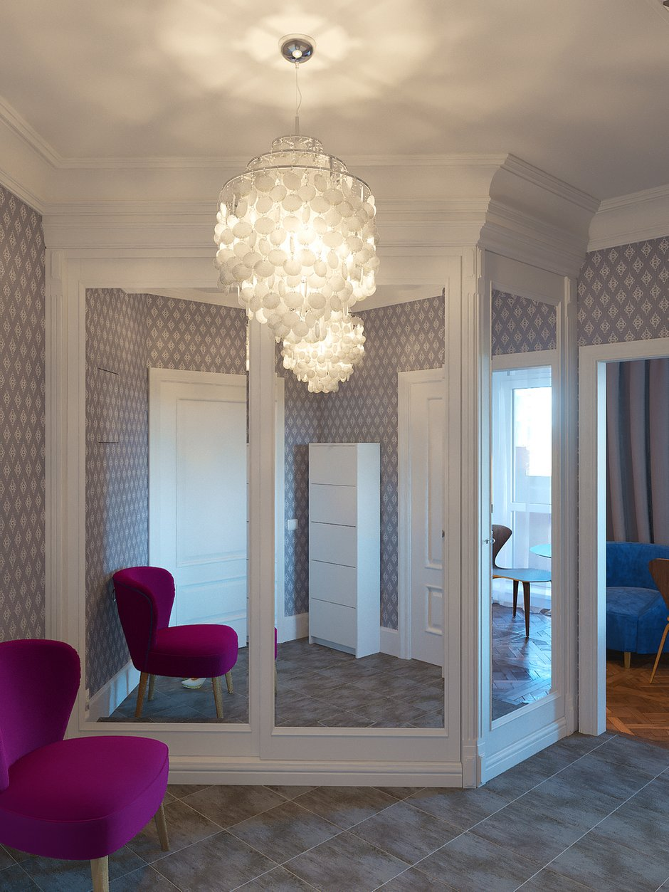 Дизайн: Анна и Даниил Щепанович, Cubiq Studio