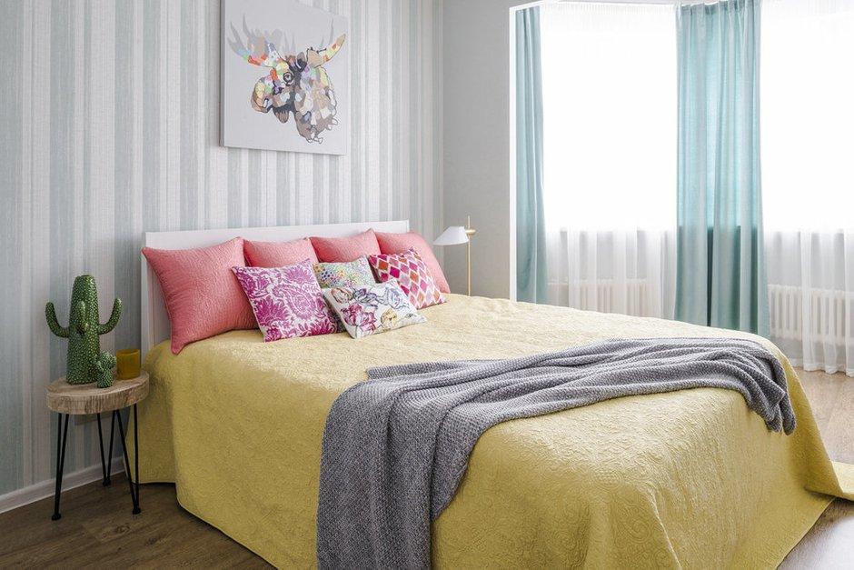 Фотография: Спальня в стиле Современный, Карта покупок, Аксессуары, Декор, Мебель и свет – фото на INMYROOM