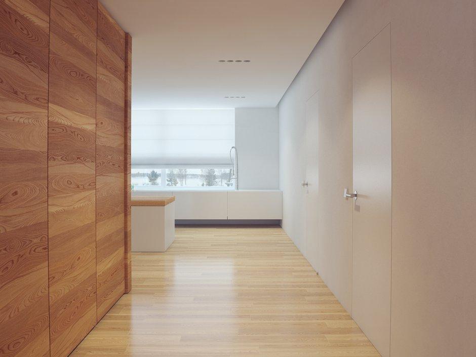 Фотография: Прихожая в стиле Скандинавский, Современный, Квартира, Дома и квартиры – фото на INMYROOM