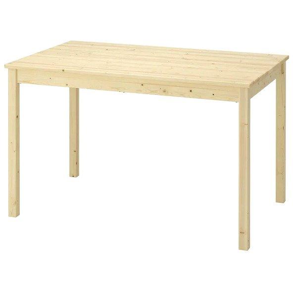 Фотография:  в стиле , DIY, ИКЕА, мебель ИКЕА в интерьере, декор обеденного стола – фото на INMYROOM