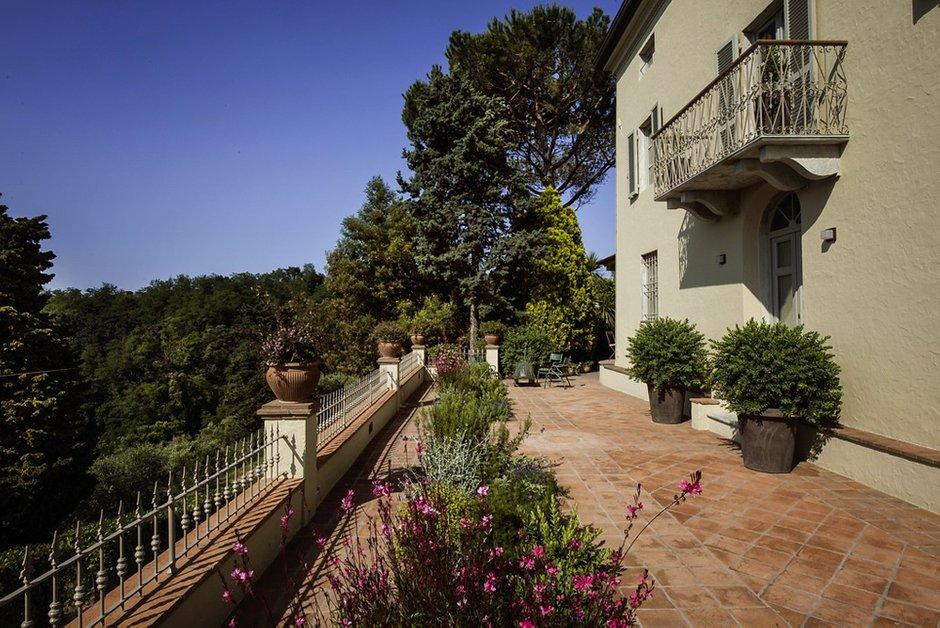 Фотография: Балкон, Терраса в стиле , Современный, Дом, Дома и квартиры, Прованс – фото на INMYROOM